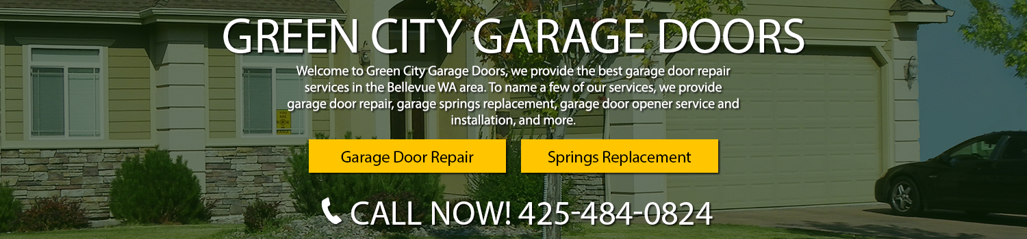 Ordinaire Garage Door Repair Bellevue U2013 WA