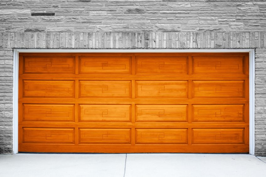 Garage Door Repair U2013 Bellevue WA. A Garage Door Is Composed Of A Number Of  Components To Keep Your Garage Secure With Controlled Access.